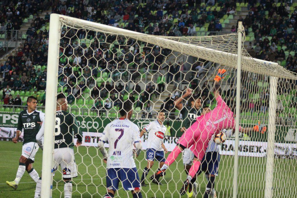 Resultado de imagen para santiago wanderers goal