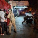 Más de 450 personas han sido detenidas en la Provincia de Valparaíso en la última semana