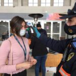 Defensa civil de Chile entrega medidas para los días de elecciones