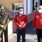Intendente Jorge Martínez se refiere a la puesta en marcha de la Ley que institucionaliza el Sistema Táctico de Operación Policial (STOP) en la Región de Valparaíso