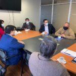 Gobernador Regional, Rodrigo Mundaca, incentiva a tener una relación de trabajo permanente con el Servicio Local de Educación Pública Valparaíso